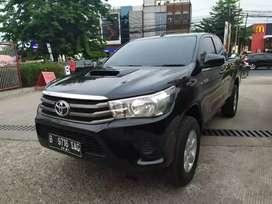 Toyota Hilux 2.5 Vnt Manual 4x4 Ras / Ekstra Cabin Siap Pakai