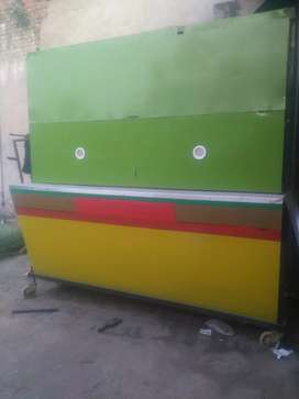 Fast food cabin. Rs.39000/-