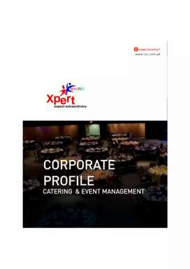 Xpert Event & Catering management company