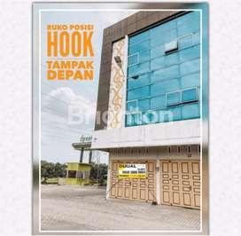 Ruko Hook Green Park Harga Murah Lokasi Strategis Medan