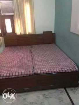 PG Fully furnished rooms for Girls only