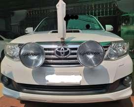 Toyota Fortuner 3.0 4x4 Manual, 2014, Diesel