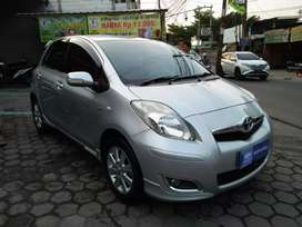 Toyota Yaris E 1.5 A/T 2010 Good Condition