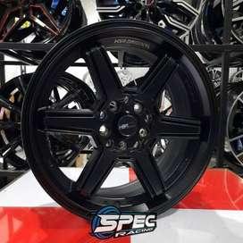 Velg Mobil MINAS HSR R15 Xtrail Rush Terios Innova Spec Racing MEDAN