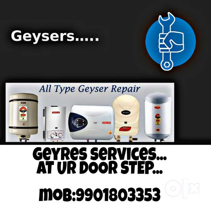 GEYSER SERVICES AND AC service 0