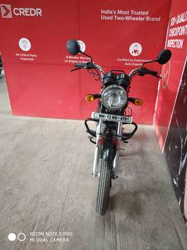 Good Condition Bajaj Ct100 Std with Warranty |  4761 Pune