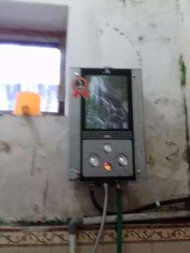 Pemanas Air Gas ~ Mandi Air Hangat Tepat