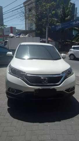 Honda crv cvt putih 2012