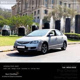 Honda Civic 1.8V Manual, 2006, Petrol