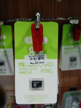 MMC ROBOT RT8GB 8GB