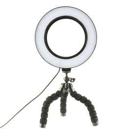 LED Ring Light & Mini Tripods With Delivery