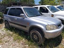 Honda crv 2001 matic