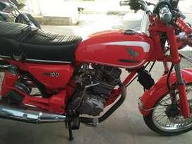Honda CB mesin Megapro