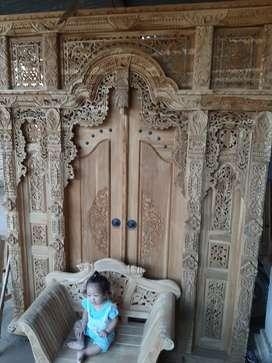 fatkhan cuci gudang pintu gebyok gapuro jendela rumah masjid musholla
