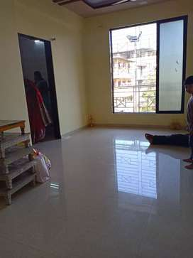 For SALE 1 BHK FLAT GHANSOLI GAON NEAR  D mart gaothan property