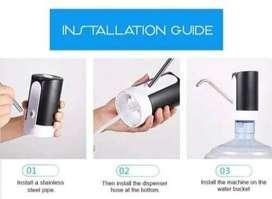 Alat Pompa Air Minum Galon Elektrik