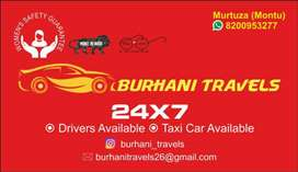 Burhani travels