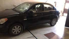 Verna black petrol variant