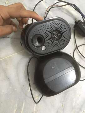Philips Speakers and DVD