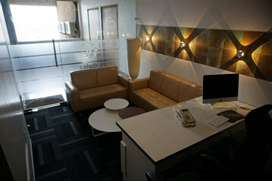 fully furnished office space for rent