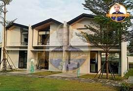 Rumah Modern 2 Lantai Tanpa DP Cendana Parc North Lippo