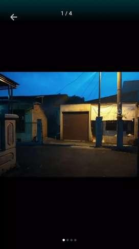 Rumah petakan (kontrakan)