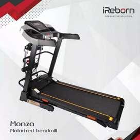 Elektrik Treadmil New I5 Monza # Supra Nada Fitnes