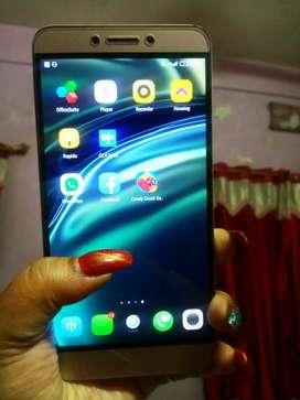 LeTv 1s good condition mobile