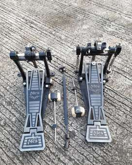 Double pedal drum mes 2 chain