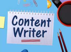 Content writer for technical site