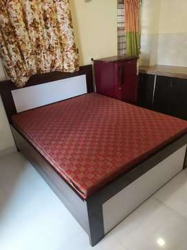 1bhk furnished flat available for rent near b2byepass tonk road