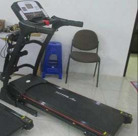 treadmill elektrik Promo  3 fungsi SNT-633