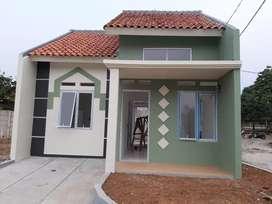 Rumah murah dekat stasiun Bogor tanpa BI cheking tersisa 2 unit lagi