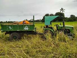 CAPTAIN 250 DI 4WD +. mini tractor