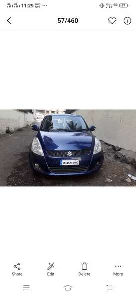 Maruti swift petrol cng
