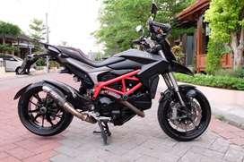 Ducati hyperstrada 821 thn 2013 termurah