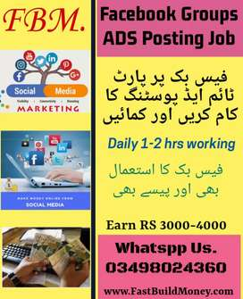 easy  earning money at home