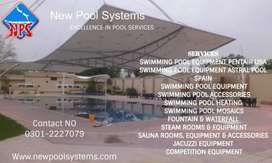 Swimming Pool Contractor/Swimming Pool Equipment Supplier