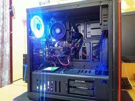 Dijual PC Rakitan Ryzen 3 2200G