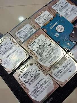 Harddisk laptop dan ps 160Gb murah