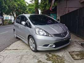 Honda Jazz RS A/T 2009 SILVER