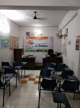 Space for Coaching & Tution on Sharing Base