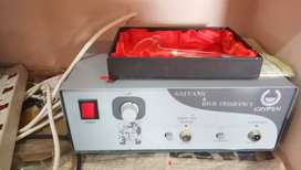 Galvanic high frequency