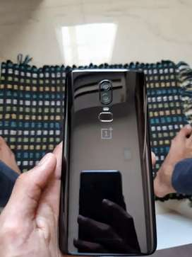 Oneplus 6 Mirror Black 6GB RAM 64GB ROM