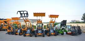 Dealer LAIGONG Wheel Loader 1.7Kubik TANGGUH