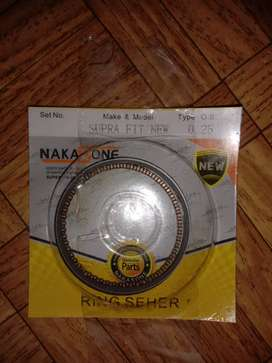 Ring piston ring seher supra fit new os0,25 kfv