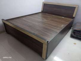 New Beand Double Bed Size:4×6 Rs:6000/-