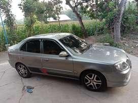 Hyundai Avega  2012 sedan