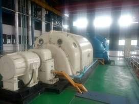 Turbin Pembangkit Listrik Tenaga Uap