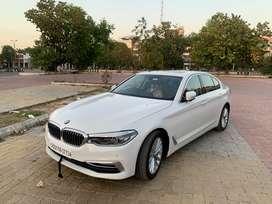 BMW 5 Series 2020 Diesel 2300 Km Driven